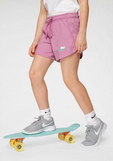Nike Sportswear Sweatshorts »GIRLS SHORT JERSEY«
