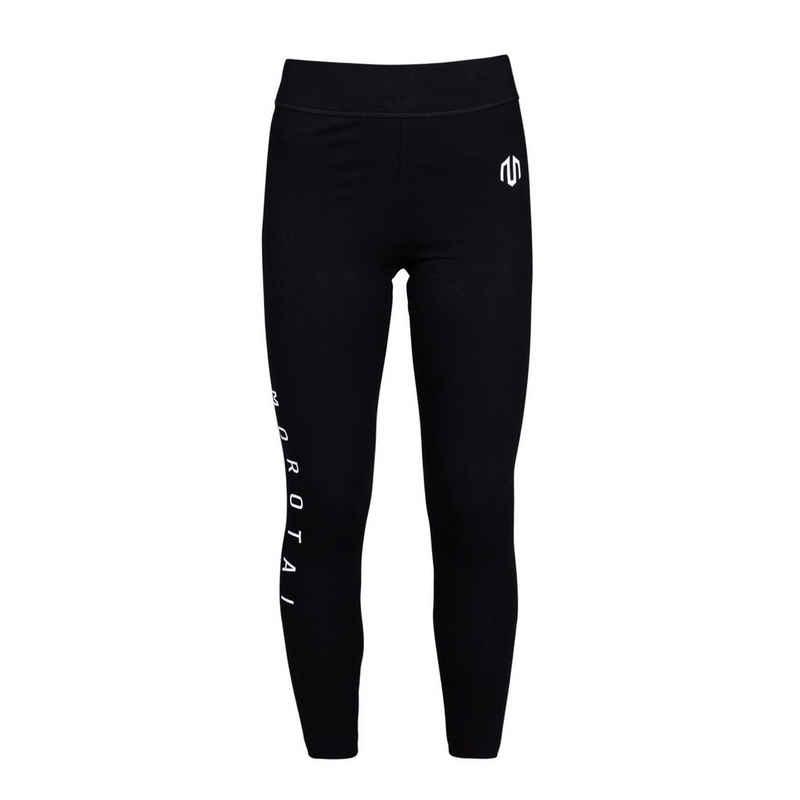 Morotai Leggings »Brand Basic Tights« (1-tlg)