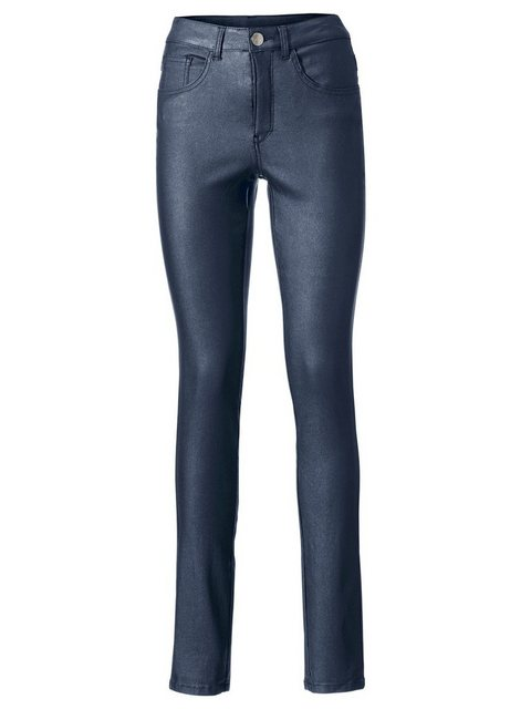 Hosen - ASHLEY BROOKE by Heine Röhrenhose mit Push up Effekt › blau  - Onlineshop OTTO