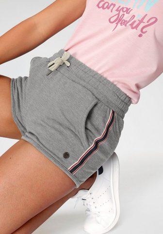 Ocean Sportswear Sportiniai šortai su Tapestreifen