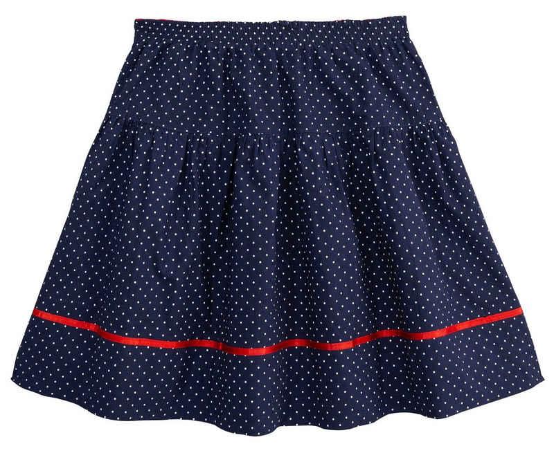 Isar-Trachten Trachtenrock Kinder, kann gewendet werden