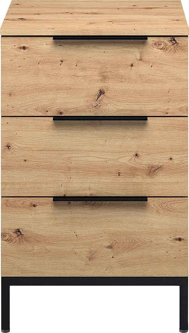 Maja Möbel Nachtkommode »Trend Wood«, Breite 45,1 cm