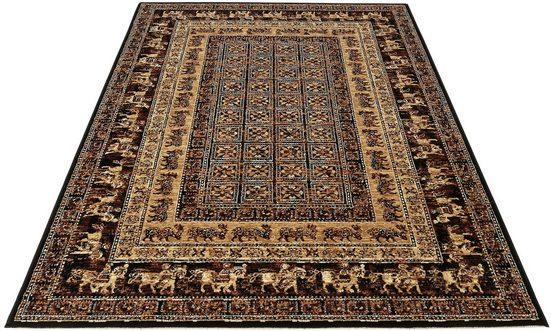 Teppich »Karavane«, my home, rechteckig, Höhe 7 mm, Orient - Dekor, Wohnzimmer