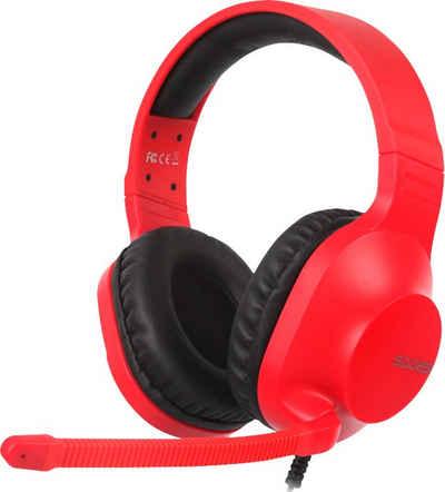 Sades »Spirits SA-721« Gaming-Headset (Kompatibel mit PS4, PS5, Xbox One, Xbox Series X/S und Nintendo Switch, kabelgebunden)