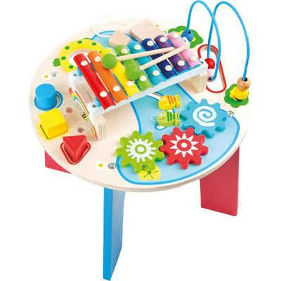 """Small Foot Spielzeug-Musikinstrument »Motorik- und Musiktisch """"2 in 1""""«"""