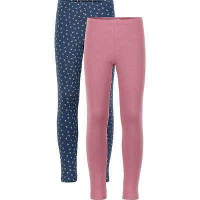Minymo Leggings »Leggings Doppelpack für Mädchen«