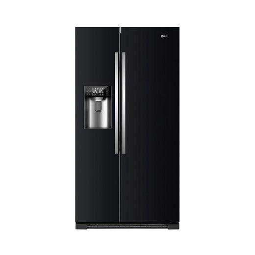 Haier Kühlschrank HRF-630IB7 A++, 179 cm hoch, 91 cm breit, SidebySide, Wasser- und Eisspender + Ice Crusher