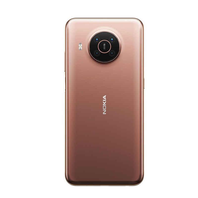 Nokia X20 Smartphone (6.67 Zoll, 128 GB Speicherplatz, 64 MP Kamera)