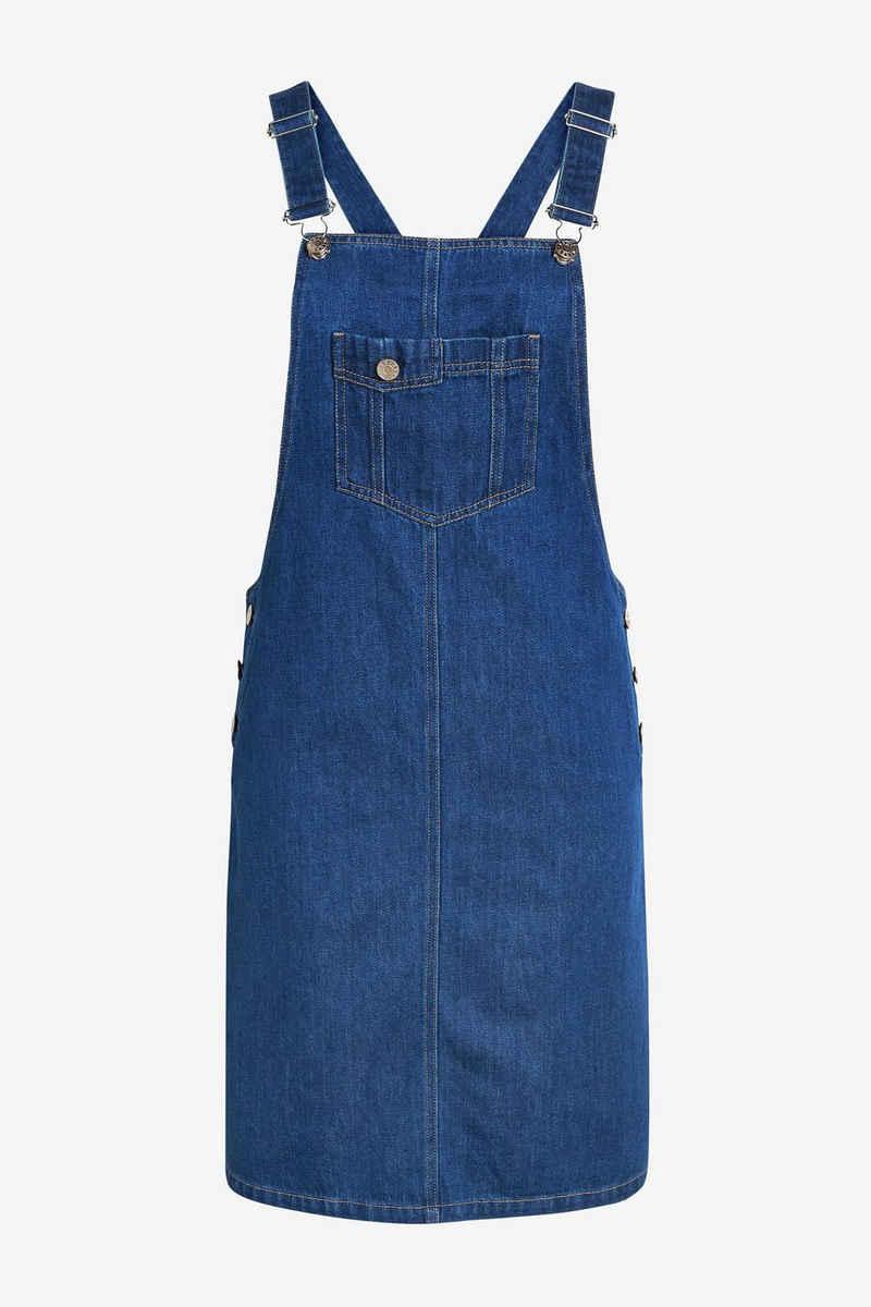 Next Jeanskleid »Trägerkleid aus Denim« (1-tlg)