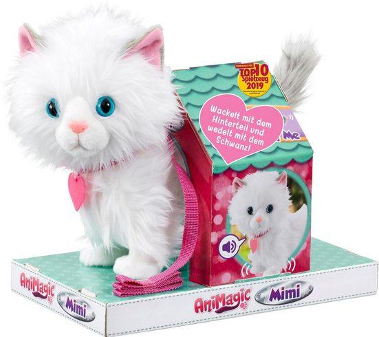 Goliath® Kuscheltier »AniMagic - Katze Mimi«, elektronisches Haustier