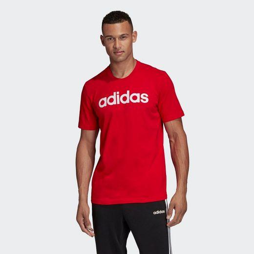 adidas Performance T-Shirt »ESSENTIALS LINEAR LOGO«