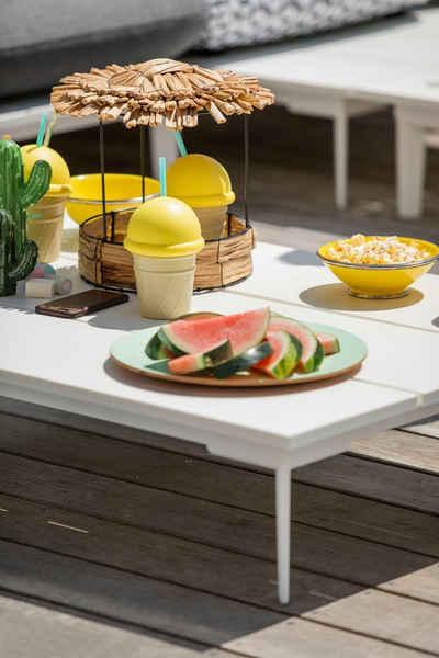 W.SCHILLIG Couchtisch »lagoona«, Outdoor Tisch, Breite 78 cm