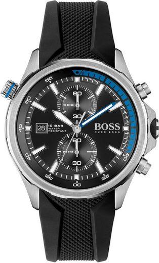 Boss Chronograph »GLOBETROTTER, 1513820«