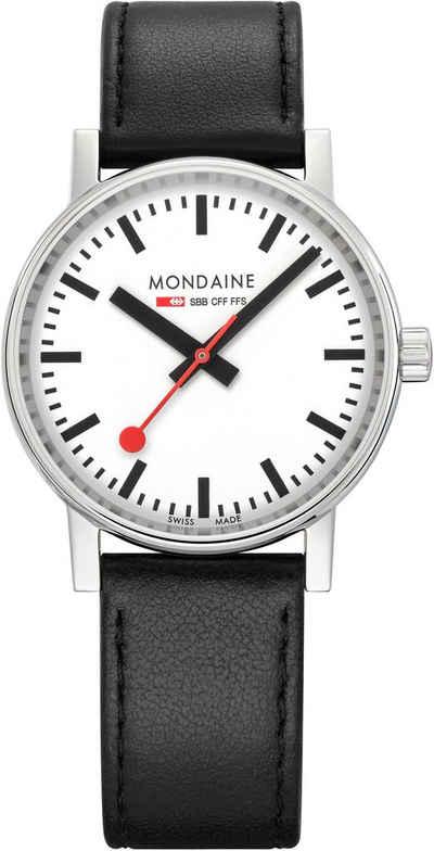 MONDAINE Schweizer Uhr »evo2, MSE.35110.LB«