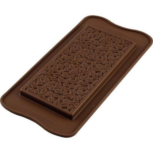 Silikomart Pralinenform »Silikomart Pralinenform Schokoform Coffe Choco bar«