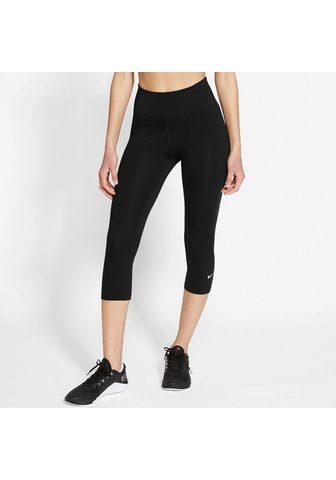 Nike Funktionstights » One Women's Capri 3/...