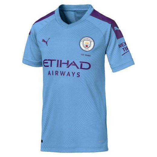 PUMA Trainingsshirt »Manchester City Kinder Replica Heimtrikot«