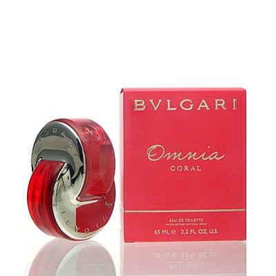 BVLGARI Eau de Toilette »Bvlgari Omnia Coral Eau de Toilette 65 ml«