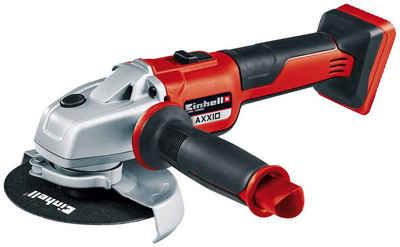 Einhell Akku-Winkelschleifer »AXXIO«, max. 8500 U/min, Power X-Change, 125 mm, ohne Akku & Ladegerät