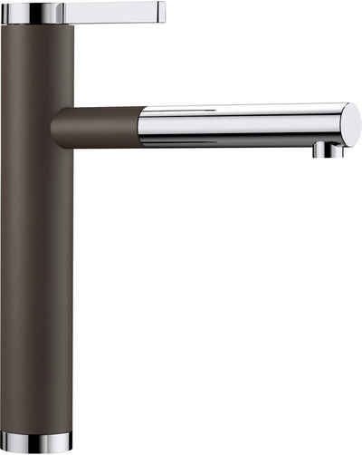 Blanco Küchenarmatur »LINEE-S« mit ausziehbarem Auslauf