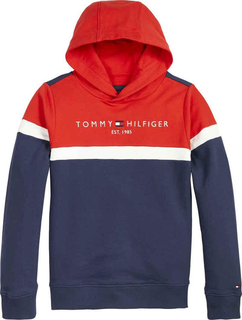 Tommy Hilfiger Kapuzensweatshirt »im colourblocking Design«