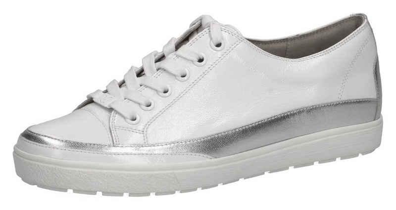 Caprice Sneaker mit Metallicdetails