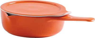 Eschenbach Kasserolle »Cook & Serve«, Porzellan, (1-tlg), Ø 16 cm, 0,75 L, Induktion