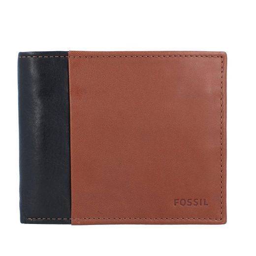 Fossil Geldbörse »Ward«, Leder