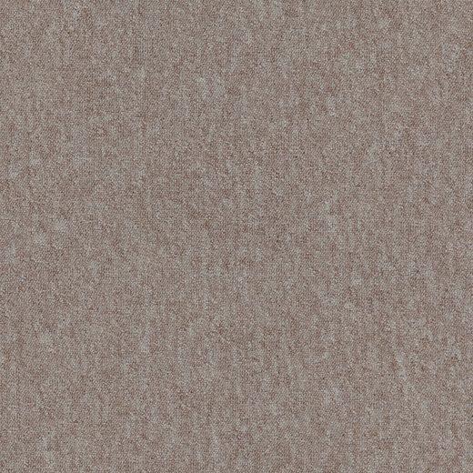 Teppichfliese »Neapel«, quadratisch, Höhe 3 mm, Beige, selbstliegend