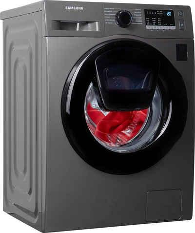 Samsung Waschmaschine WW4500T INOX WW7ET4543AX/EG, 7 kg, 1400 U/min, AddWash™