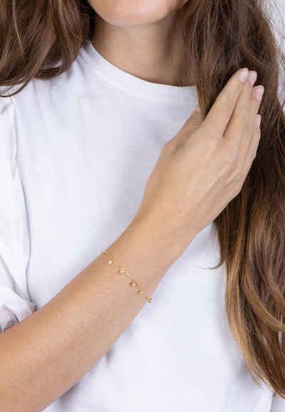 Joanli Nor Armband »Armband GIANOR mit funkelnden Zirkonia«