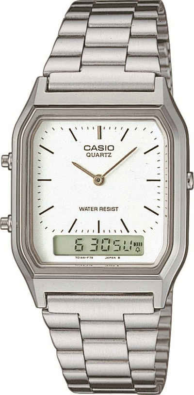CASIO VINTAGE Chronograph »AQ-230A-7DMQYES«