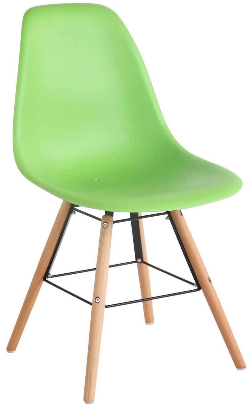 CLP Gartenstuhl »Tippo«, mit Kunststoff-Sitzschale