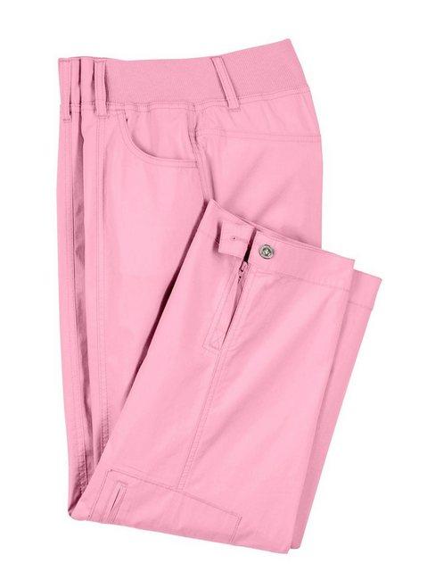 Hosen - Casual Looks Stretch Hose › rosa  - Onlineshop OTTO