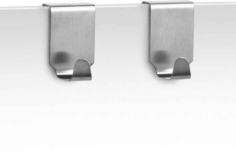 Türgarderobe, Zeller Present, Türen, (Set, 2-St), Haken