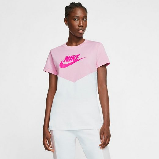 Nike Sportswear T-Shirt »Heritage Top Short Sleeves«