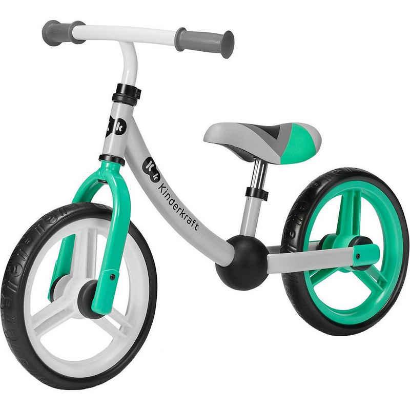 Kinderkraft Laufrad »Laufrad 2WAY NEXT, turquoise«