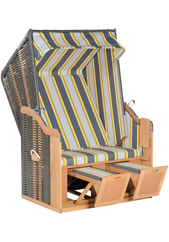 SunnySmart Paplūdimio baldai »Rustikal 50 Basic 6...