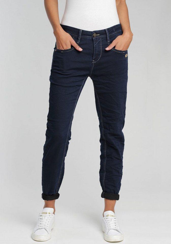 gang -  Relax-fit-Jeans »Amelie« mit doppelter rechter Gesäßtasche