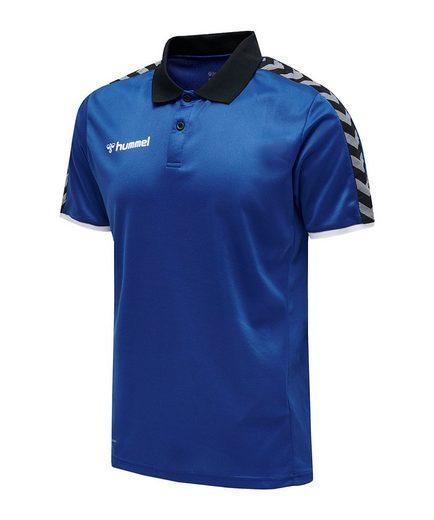 hummel T-Shirt »Authentic Functional Poloshirt«