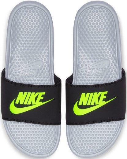 "Nike Sportswear »Benassi ""just Do It.""« Badesandale"