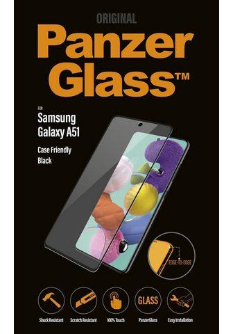 PanzerGlass Schutzglas dėklas Friendly dėl Samsung...