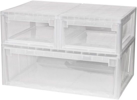Kreher Aufbewahrungsbox (Set, 3 Stück)