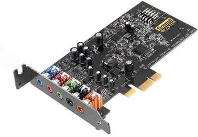 Creative Sound Blaster Audigy Fx Soundkarte 5.1 Kanäle