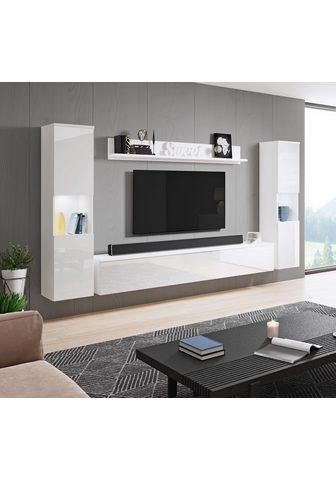 my home Sekcija »PARIS« (Set 4-St) hängend ir ...
