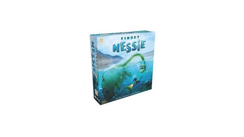 Asmodee Spiel, Findet Nessie »Findet Nessie«