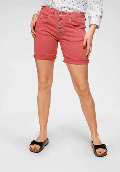 Please Jeans Jeansshorts »P88A« Trend: Smokey Pastel
