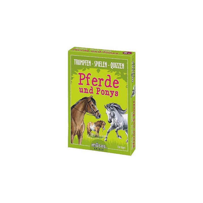 moses Spiel, »Trumpfen Spielen Quizzen Pferde (Spiel)«