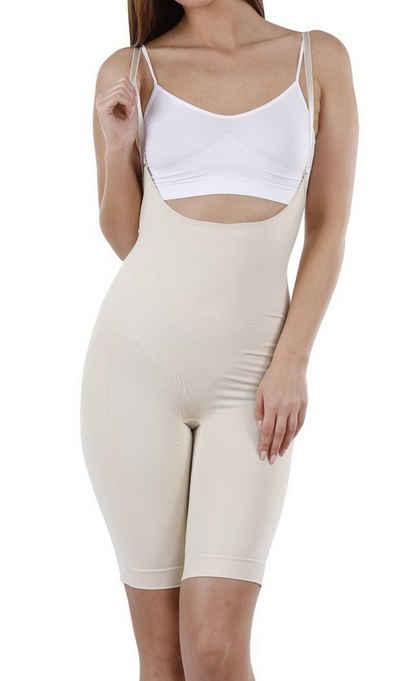 Yenita® Shaping-Body mit Shapingeffekt für Bauch, Beine, Po