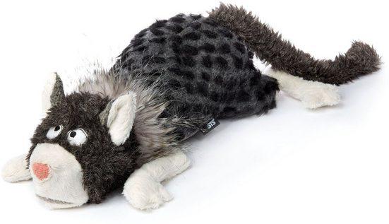 Sigikid Kuscheltier »Beasts - Katze, Lost and Found«, Made in Europe